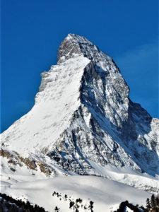 Climbing The Matterhorn