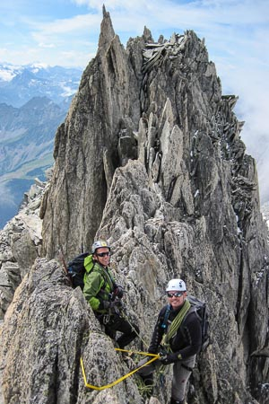 Swiss Alps Mountain Guides