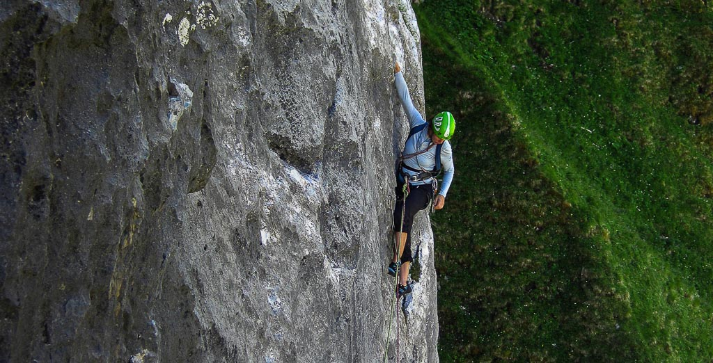 Rock Climbing Guides Switzerland