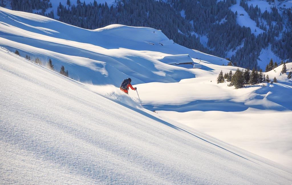 Ski Tour Guides Swiss Alps