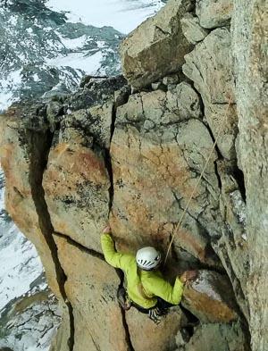 Rock Climbing Neuhaus Switzerland